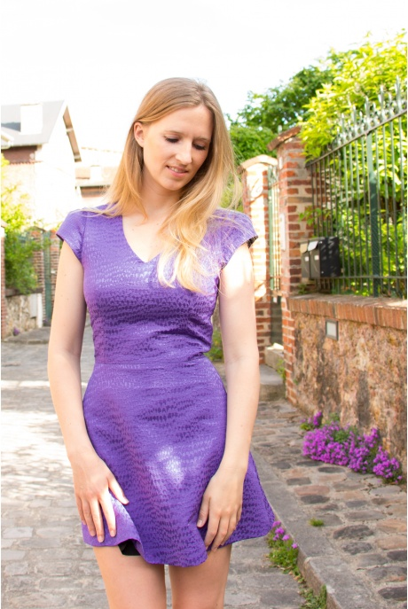 Made to measure dress Sandra