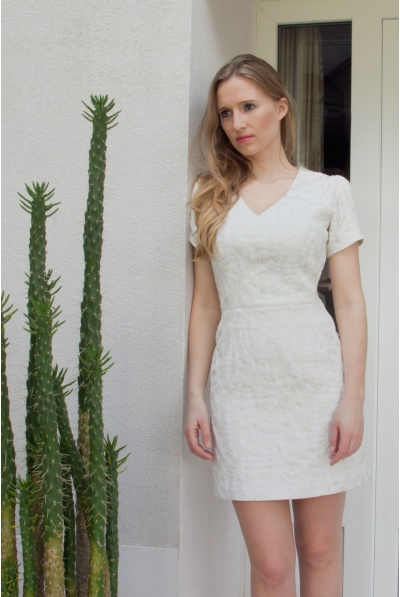 Made to measure dress Nathalia
