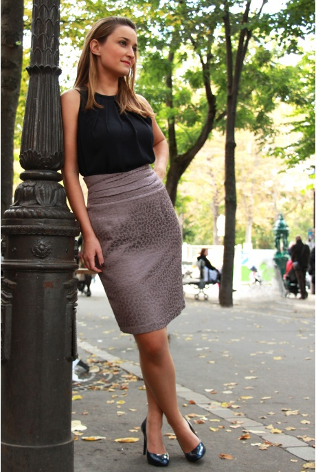 Made to measure skirt Flora