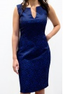 Made to measure dress Eugenia