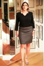 Made to measure skirt Nadia