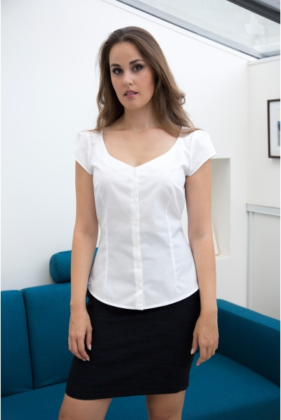 Made to measure blouse Marcia
