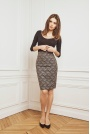 Made to measure skirt Maeva