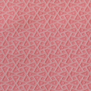 Jacquard Triangles rose