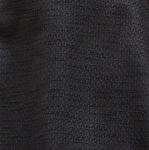Black tweed fabric