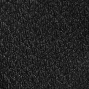 Black bubble fabric